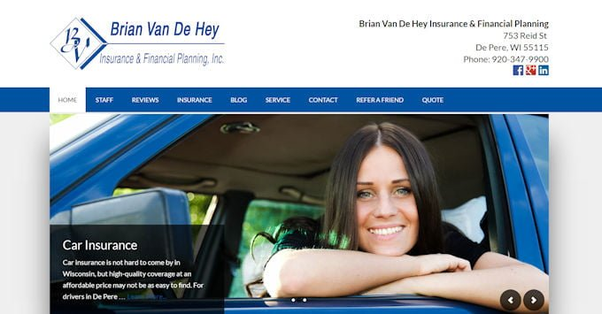 Home Page of bvfinancial4u.com